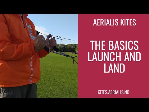 How To: The Basics - Launch and Land