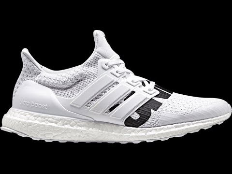 205bfac800b Adidas Ultra Boost X Undefeated Exclusive White Review Plus On Feet Look  And More