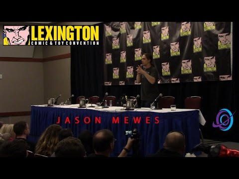 Lexington Comic and Toy Convention - Jason Mewes Panel