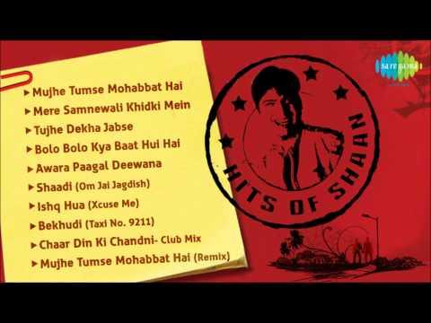 Best of Shaan | Bollywood Best Songs | Audio Juke Box thumbnail