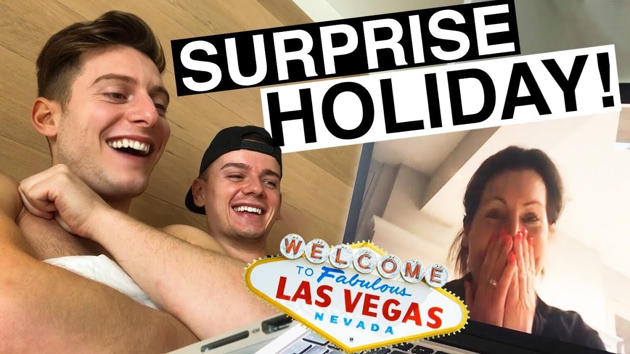 Surprising my parents with an epic holiday | Revolut