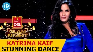 Katrina Kaif Stunning Dance Performance at CCL Glam Nights
