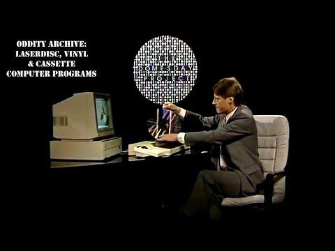 Oddity Archive: Episode 144 – Laserdisc, Vinyl & Cassette Computer Programs