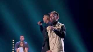 The X Factor Australia 2015 - Bootcamp -  Lazy J & Big Guy