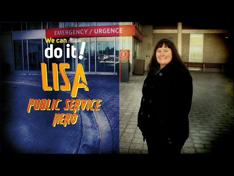 Public Service Hero - LISA