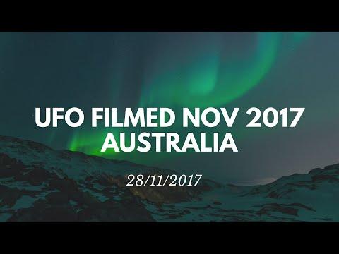 UFO Nov 28th 2017 in Perth, Western Australia