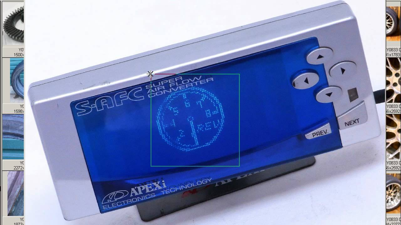 Apexi Blue Screen Version Safc Super Air Flow Converter Youtube Wiring Diagram