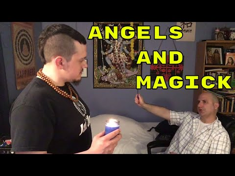 The Angels of Magick