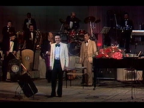 Концерт Муслима Магомаева в Баку. 1986 г. (сокращённая версия)