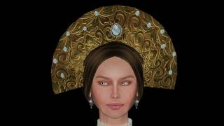 Ephemera Russian Costumes in Second life(, 2010-02-13T09:10:26.000Z)