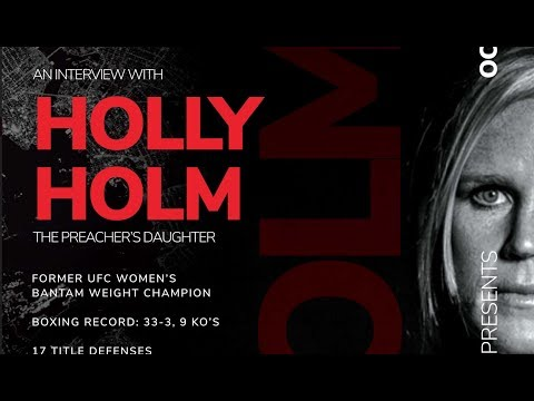 Episode 7 | The Preacher's Daughter | Holly Holm