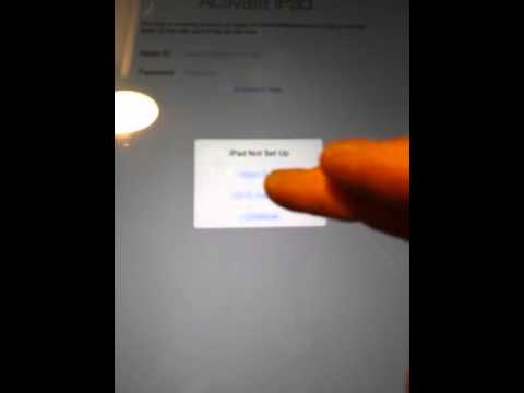 BYPASS ICLOUD ACTIVATION SCREEN USING DNS