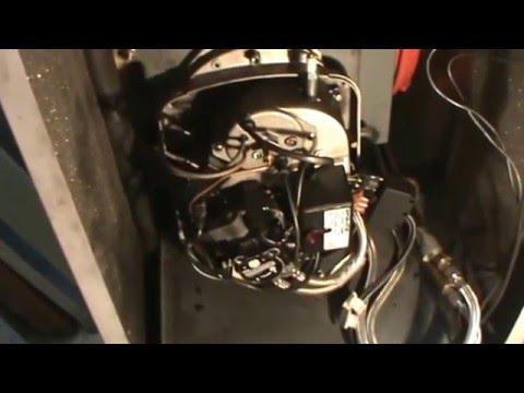 ajuste aire y cabezal de un quemador a gasoleo doovi