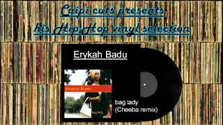 Erykah Badu - bag lady (Cheeba remix) (2000)
