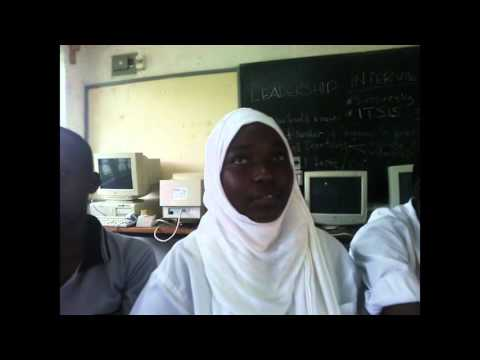 AVIATION TANZANIAN STUDENTS