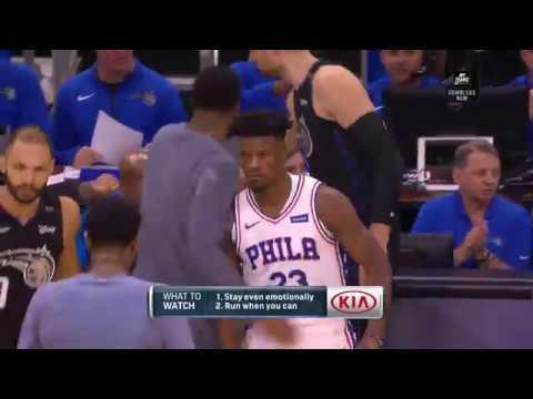 Jimmy Butler's Philadelphia 76ers Debut | November 14, 2018