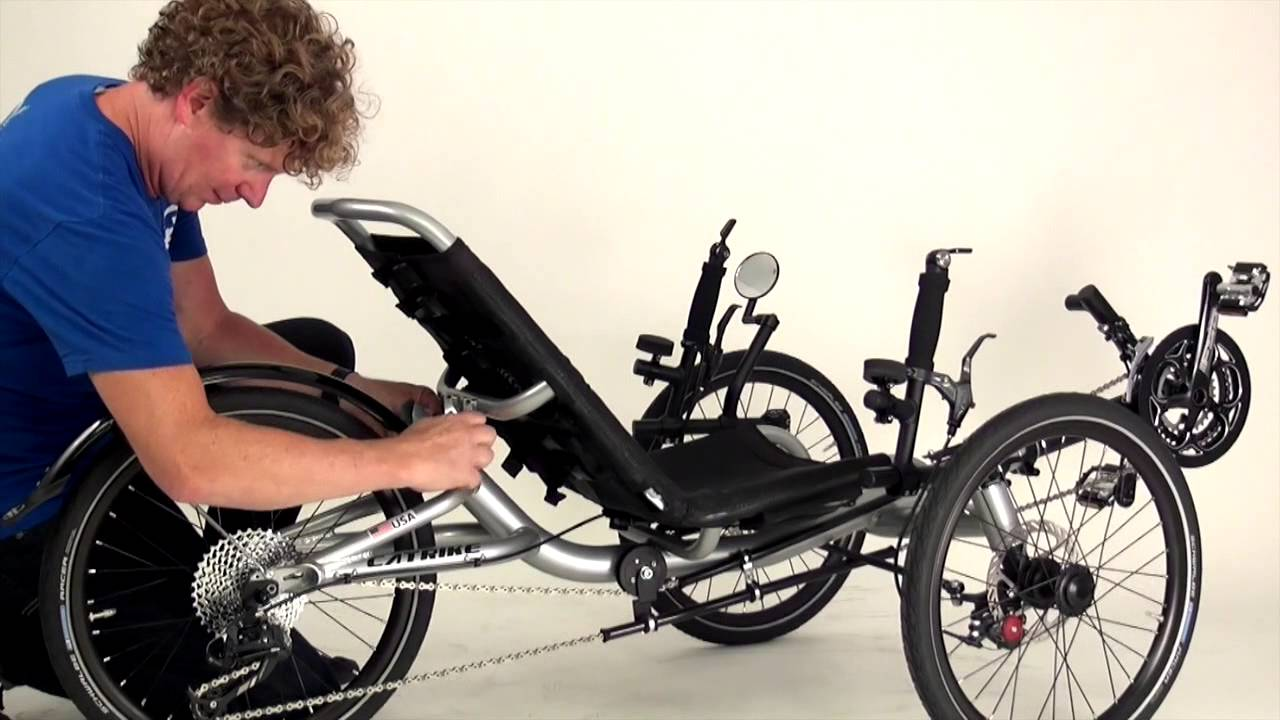 Best Recumbent Road Bike for seniors