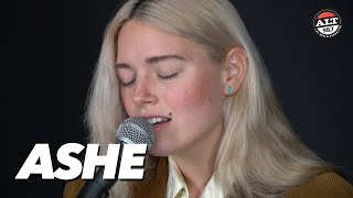Ashe Performs 'Moral Of The Story' (Acoustic)
