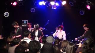 攻殻機動隊S.A.C.コピーバンド G.i.K+ 2nd GiG@浅草KURAWOOD rise Vo....