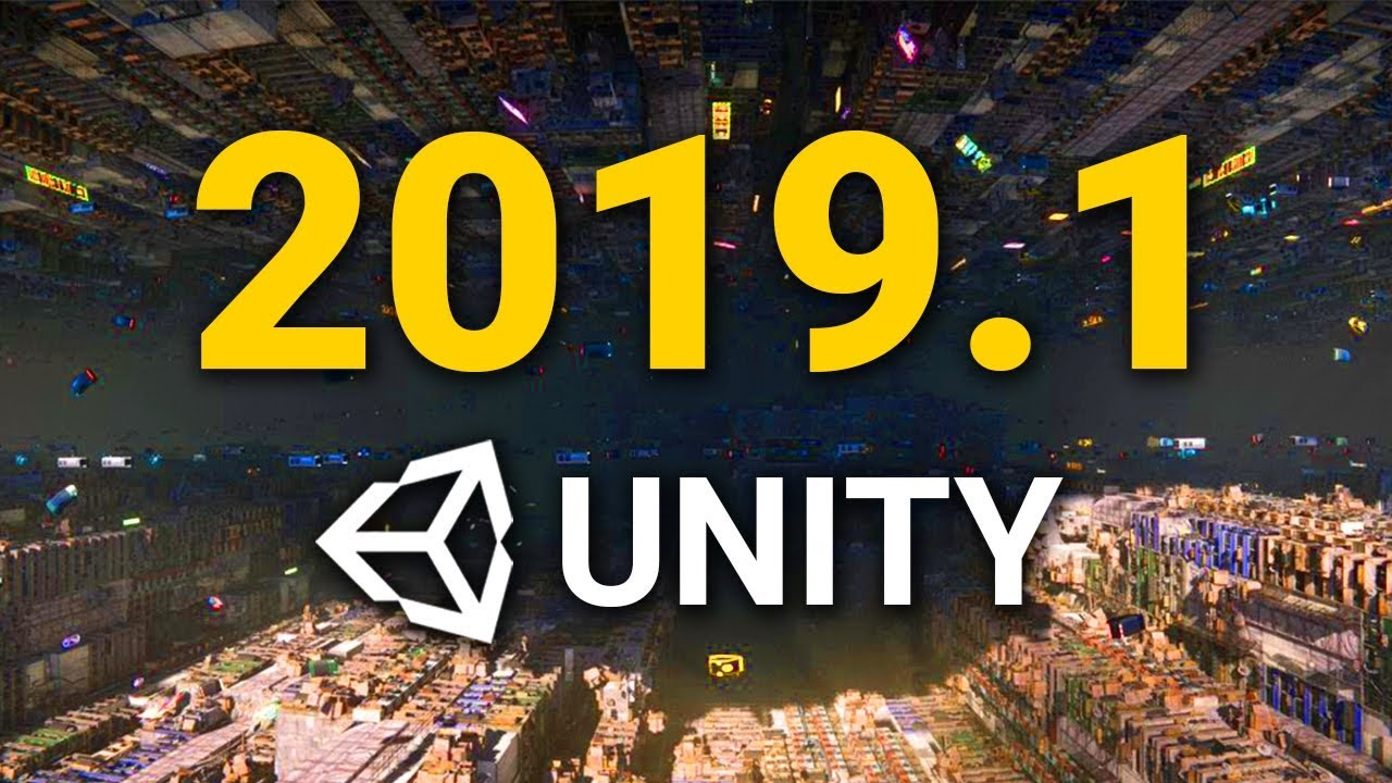 UNITY 2019 1 RELEASED! - WHAT'S NEW? 🔥 Beginner Friendly