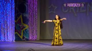 "Gambar cover Tamara Ershova - Гала-концерт фестиваля "" ORIENTALIYA"" 2016, Россия, Новосибирск"