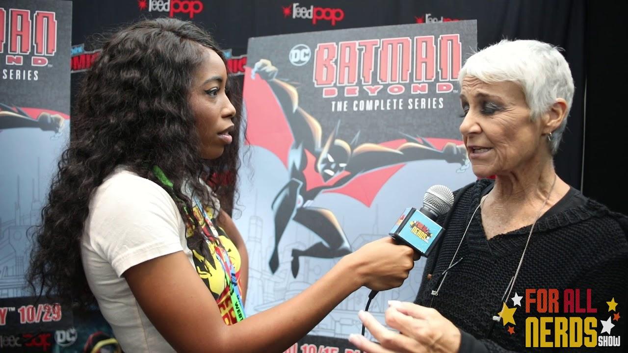 Download ANDREA ROMANO TALKS BATMAN BEYOND, TINY TUNE, AND CREE SUMMER AT NEW YORK COMIC CON