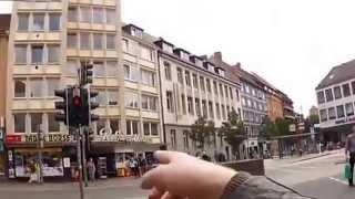 Almanya'da İnanılmaz Trafik Işıkları