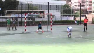 2015/10/30小學5人賽-梁潔華vs弘立-點球決勝(4