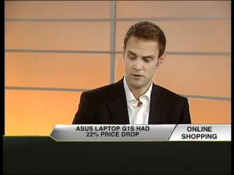 Getprice Comparison Shopping Australia CEO Chris Hitchen on Sky Business New