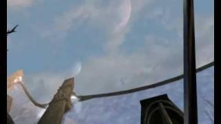 Morrowind - final - Red Mountain - Dagoth Ur - battle