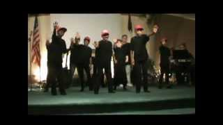 Party Praise Anthem Dance - Performed by Redeemed 2