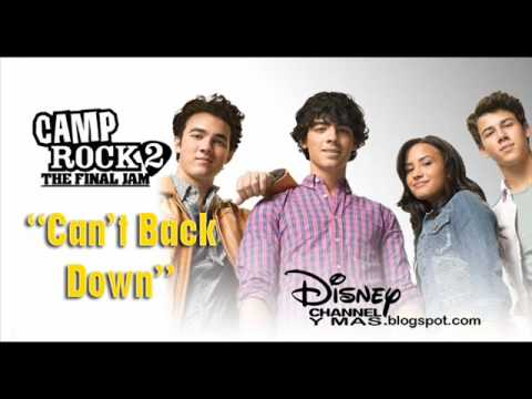 Can't Back Down | Camp Rock 2 | HQ | (Link Download MP3)