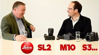 Leica 2019 - State of Play (Most diverse camera range on the market?)