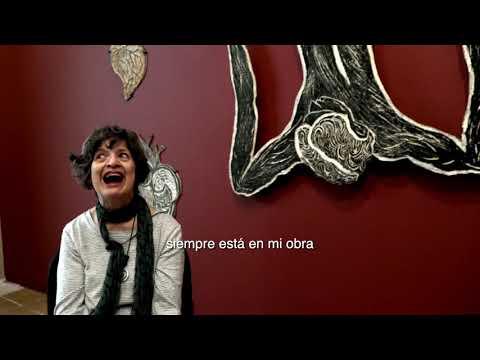 """Entrevista   Carmina Hernández   """"El gesto y la huella. Carmina"""""""