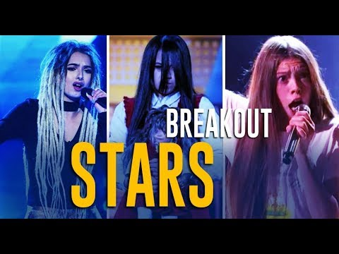 TOP BREAKOUT TALENT SHOW STARS! | Fan Choice Awards 2018 (Pt.1)