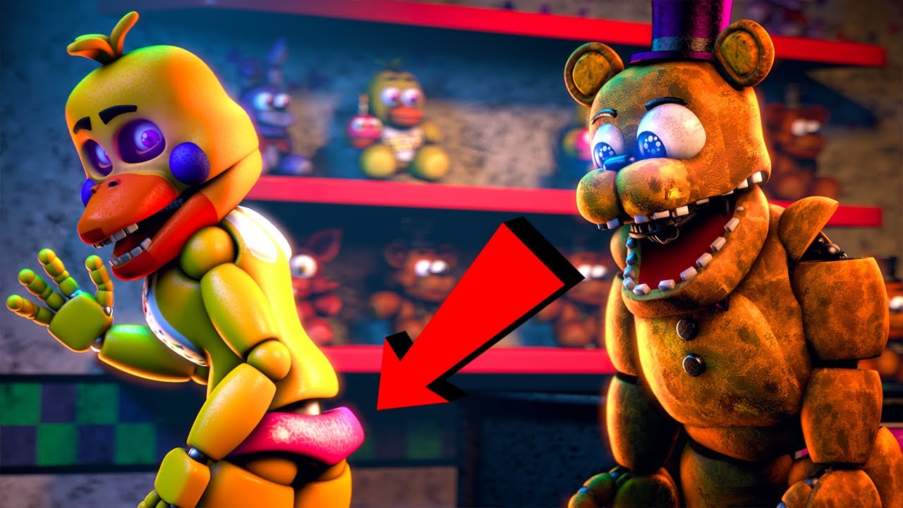 BEST FUNNY TRY NOT TO LAUGH CHALLENGE (Five Nights At Freddy's 2020)