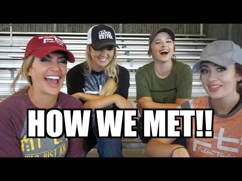 HOW THE SQUAD MET! **emotional**