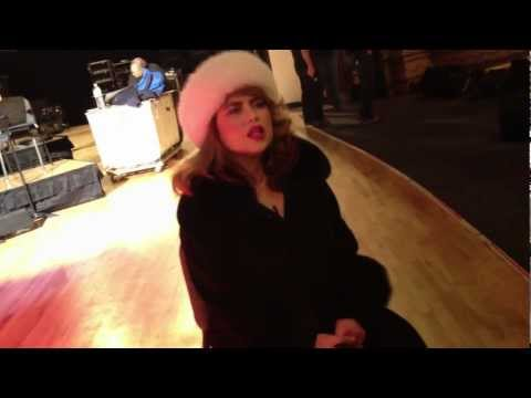 Lisa Dawn Miller Pre-show Interview, South Bend - Part I