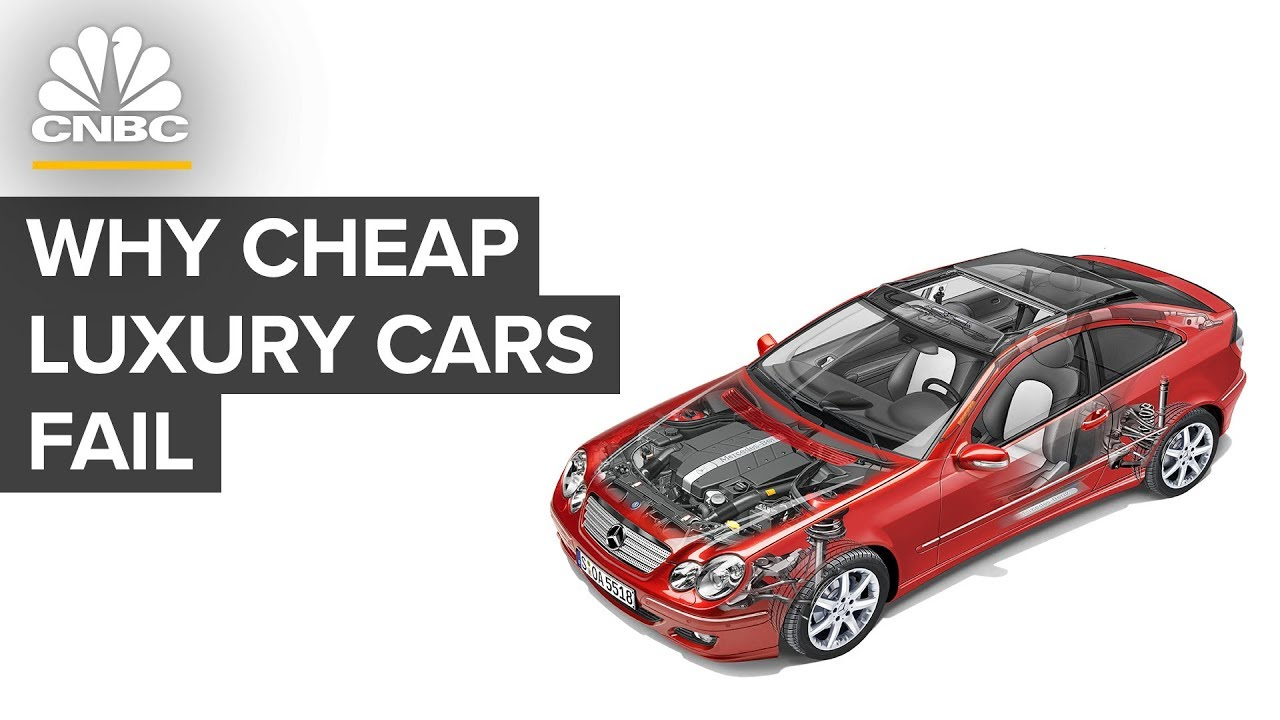 Why BMW And Mercedes Made Cheap Cars That Failed