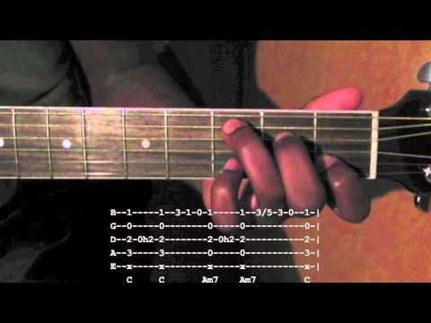 Talking in Code Guitar Lesson With Tab