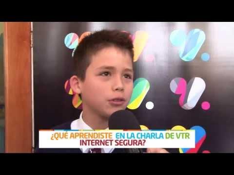 Gira VTR Internet Segura en San Fernando ¿Qué aprendiste hoy?