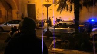 14 FEB. 2013 - ZINZI SCAPPA DA PIGNATARO, CONTESTATO DURAMENTE