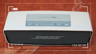 Bose SoundLink Mini Cuts Out The Deep Features and Stylistic Extras To Provide an Attractive