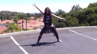 One Wine Zumba Routine - by Machel Montano #DANCEFITNESS #ZUMBA