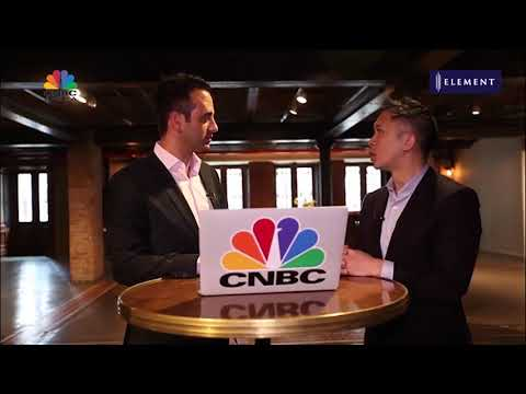 Cryptocurrency trading Live in New York City with Ran Neu-Ner