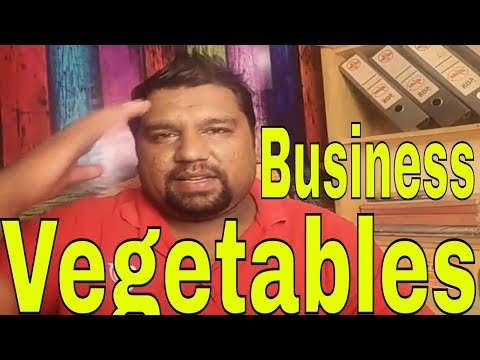Vegetable Businesses