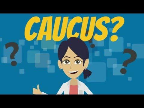 2016 Democratic Caucuses -- How to Caucus