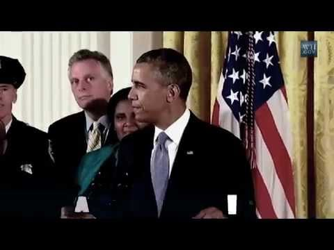 Barack Obama Singing Fancy Rap HD