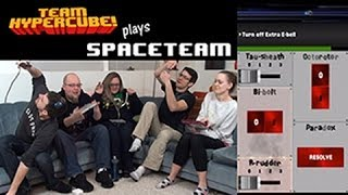 Let's Play Spaceteam! (w/ The Rev. En Fuego and Michelle)