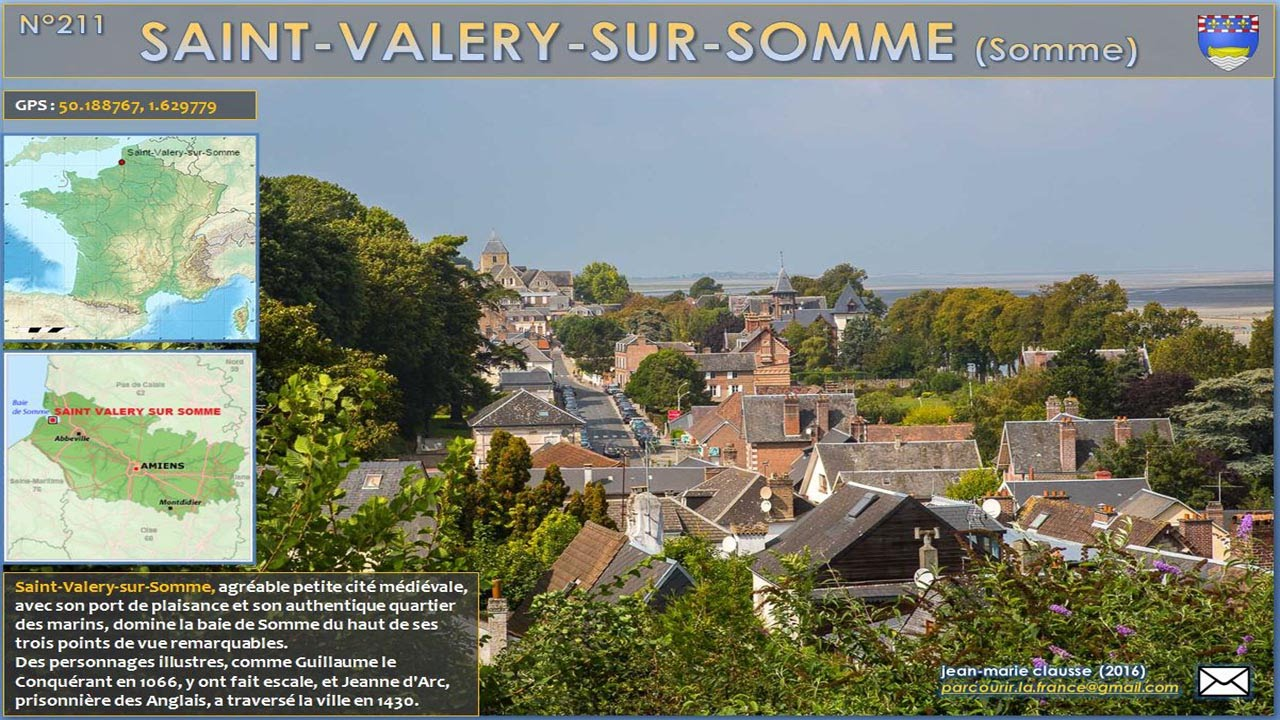 Saint valery sur somme somme 80 youtube - Chambre saint valery sur somme ...